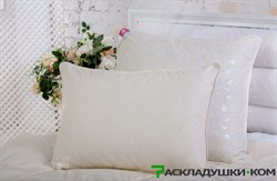 Подушка Легкие сны  Тесса - Пух 2 категории – 80%, ПЭ волокно – 20% - фото 10085