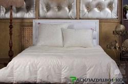 Одеяло Легкие сны Тесса, всесезонное - Пух 2 категории – 80%, ПЭ волокно – 20% - фото 10089