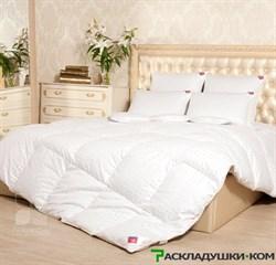 """Одеяло Легкие сны Афродита тёплое- Серый гусиный пух категории """"Экстра"""" - фото 10171"""