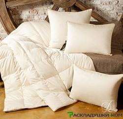 """Одеяло Lucky Dreams Sandman, теплое - Серый пух сибирского гуся категории """"Экстра"""" - фото 10409"""