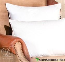 Подушка Lucky Dreams Comfort - Серый пух сибирского гуся 1 категори - фото 10431