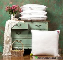 Подушка Легкие сны Вдохновение - Пух 100% (пух 2 категории) - фото 8046