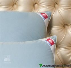 Подушка Легкие сны Камелия - Серый гусиный пух;1 категории - фото 8070