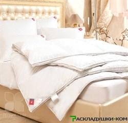 """Одеяло """"Камилла"""" Теплое - Серый гусиный пух категории """"Экстра"""" - фото 8172"""