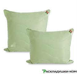 Подушка Легкие сны Тропикана  - Бамбуковое волокно - фото 8297