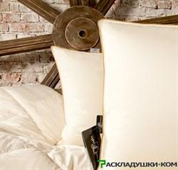 """Подушка """"Sandman"""" - Серый пух сибирского гуся категории """"Экстра"""" - фото 8683"""