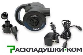 Насос аккумуляторный 220/12В Intex 66642