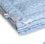 Одеяло Легкие сны Нежная, теплое-  Серый гусиный пух 1 категории