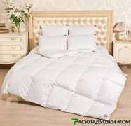 """Одеяло Легкие сны Афродита легкое - Серый гусиный пух категории """"Экстра"""""""